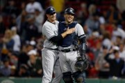Yankees: Don't be stupid - sign the best back-up catcher in baseball