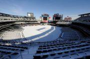 Mets: It's so eerily quiet - sort of makes you wonder, doesn't it?