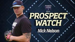 Yankees prospect Nick Nelson (Photo: MLB)