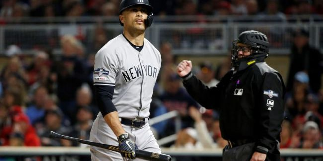 Giancarlo Stanton - Yankees Albatross (Photo: New York Daily News)