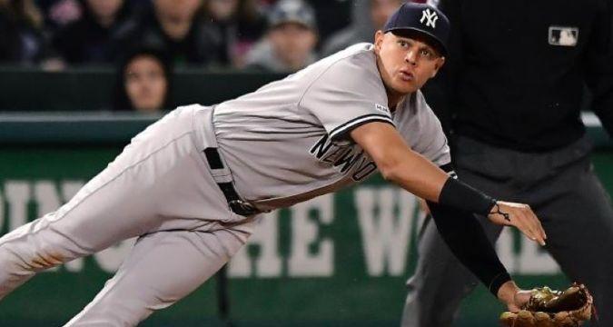 Yankees third baseman Gio Urshela (Photo: YES Network)
