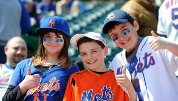 Mets Fans Of Today and Tomorrow (Photo: metsmerized.com)