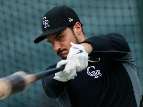 Yankees Non-Trade Target - Nolan Arenado (AP)