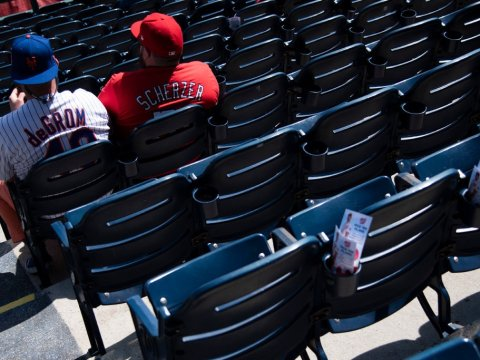 MLB attendance -all those empty seats