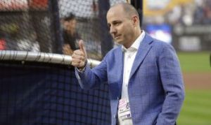 Brian Cashman, Yankees GM (NBC Sports New York)