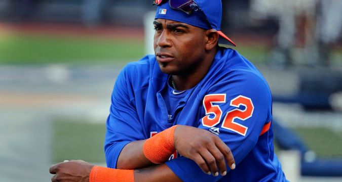 "Yoenis Cespedes - ""Im not talking"" (New York Daily News)"