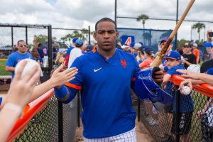 Yoenis Cespedes: Mets distraction in waiting (NY Post)