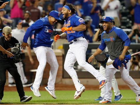Mets walk-off to 2020 (New York Post)