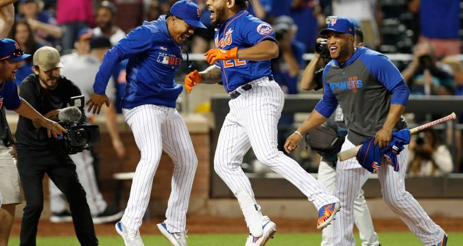 Mets walk-off to 2020 (New York Post)