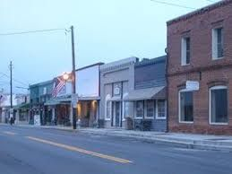 Clint Frazier: Main Street in hometown Logansville, George
