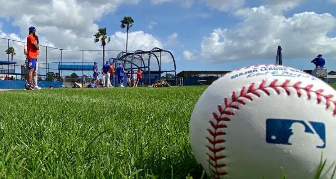 Mets Spring Training 2020 (SNY)