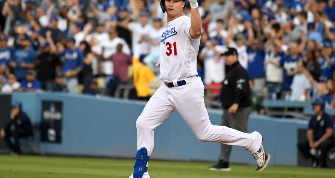 Joc Pederson available in trade (Orange County Register)