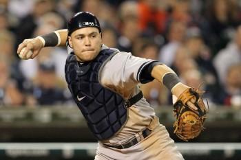 Russell Martin, Yankees 2011 All-Star Catcher