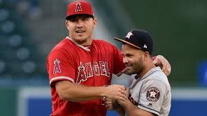 Mike Trout has issues with Jose Altuve and Astros (cbssports)