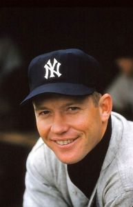 Mickey Mantle - The Mick