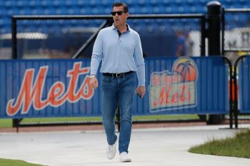 Brodie Van Wagenen, Mets GM (AP)