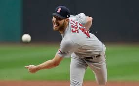 Chris Sale: Gone And Yes - Forgotten (bostonherald.com)
