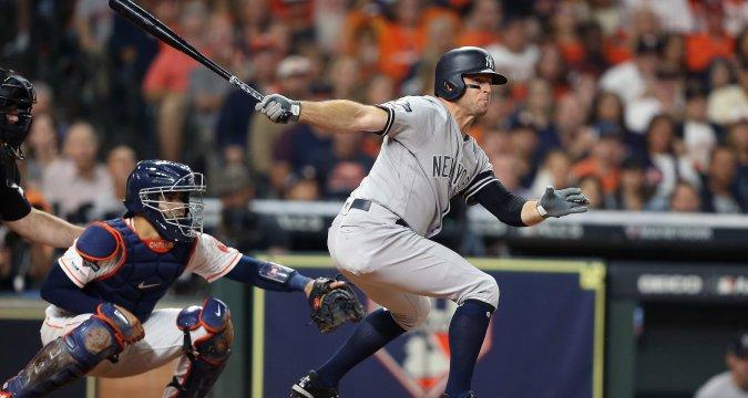 Brett Gardner: The Yankees Engine (New York Times)