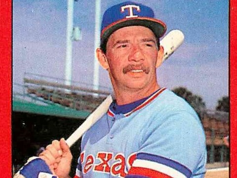 Bill Stein - Texas Rangers 1982