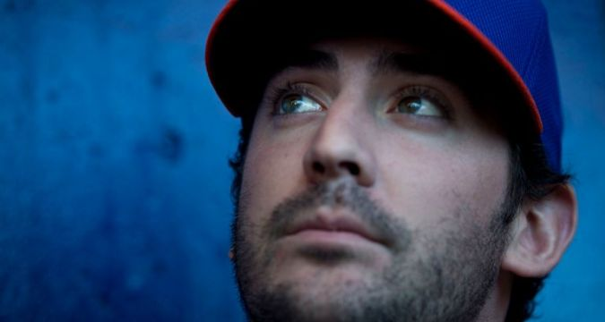 Matt Harvey - Another chance with the Royals (Alexandra-Villa Newsday)
