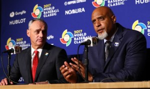 "Rob Manfred and Tony Clark - a meeting of the ""minds""? (arizonasports.com)"