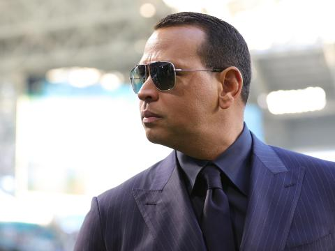 Alex Rodriguez at a crossroad (Photo-by-Maddie-MeyerGetty-Images)