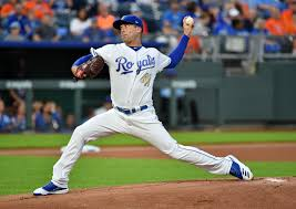 Danny Duffy - Royals Ace followed by no one (kckingdon.com)