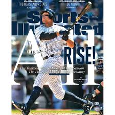 Aaron Judge - One of many cover stories in those Glory Days