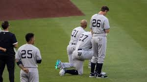 "Giancarlo Stanton, Aaron Hicks take a knee for ""personal reasons"" (NY Daily News)"