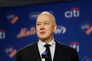 Sandy Alderson Rejoins The Mets (Seth Wenig/Associated Press)