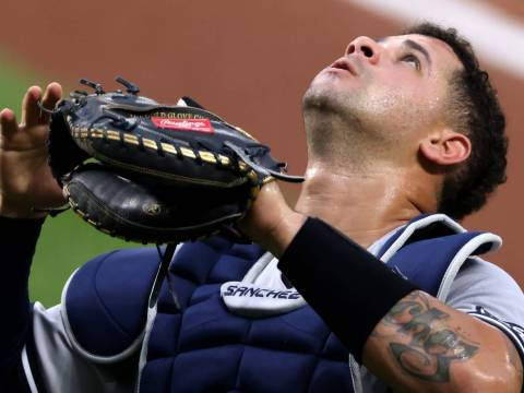 Gary Sanchez: Looking high for an answer (Sportscasting)