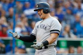 "Yankees Luke Voit: Aaron Boone - ""Where would we be without him?"""