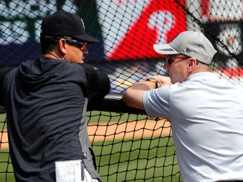 Yankees GM Brian Cashman and Aaron Boone - It This really the team we've dreamed about?