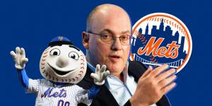 Steve Cohen Building The Mets Brand (Lucy Nicholson/REUTERS; Samantha Lee/Business Insider)