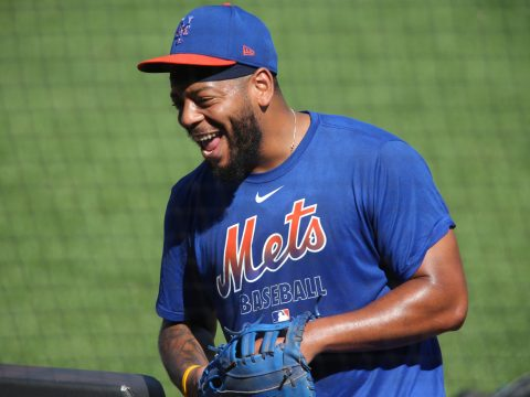 Mets Dominic Smith - a budding MLB star (amny.com)