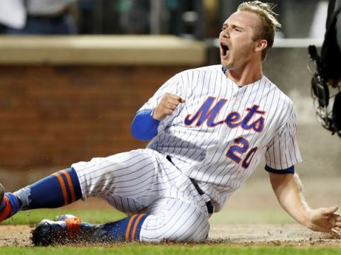 Supercharged Pete Alonso (NY Daily News)
