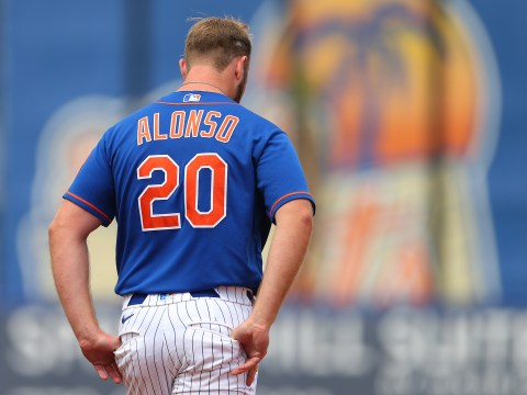 Mets Pete Alonso: An Introspective Approach to 2021 (Getty images)