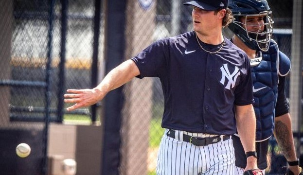 "Yankees Gerrit Cole: ""I'm ready."" (Newsday)"