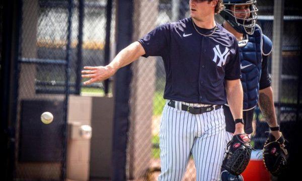 "Yankees Gerrit Cole: That's it, I'm ready"" (Newsday)"