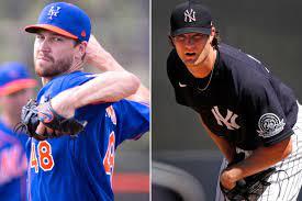Jacob deGrom and Gerrit Cole Coming At Ya (NY Post)