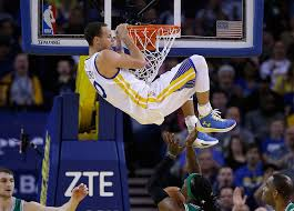 Stephen Curry - The irresistible NBA Dunk