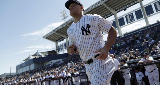 Aaron Judge: Yankees All-Star