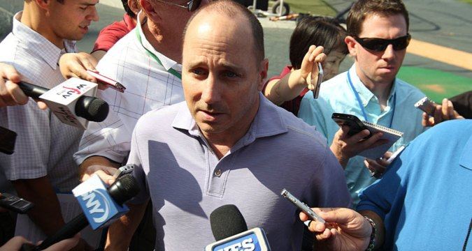 Brian Cashman Slipping After All These Years (Sports Illustrated)