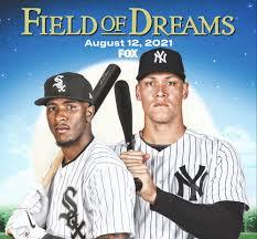 Yankees vs. White Sox - at the Field Of Dreams