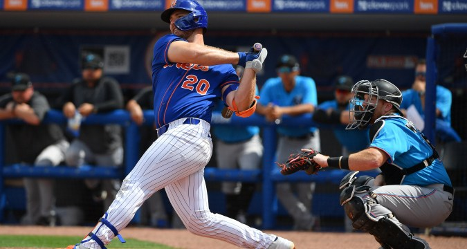 Pete Alonso, New York Mets (Newsweek)