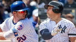 Mets Pete Alonso vs. Yankees Luke Voit