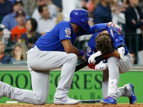 MLB: There should be a time for crying in baseball