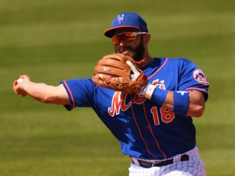 Jose Peraza - Mets Johnny On The Spot