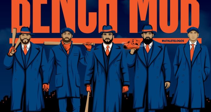 Can the Mets Bench Mob Hold On?