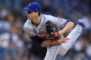 Mets Jacob deGrom - A Pitcher's Pitcher